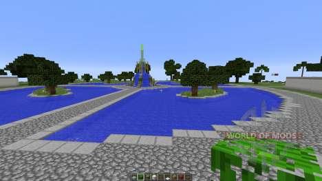 Beach Hotel para Minecraft