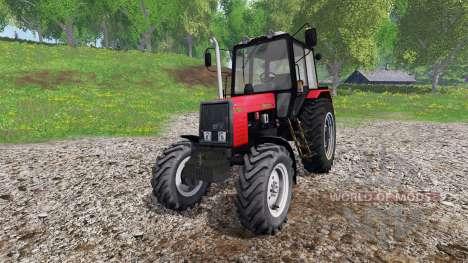 MTZ-892 v2.0 para Farming Simulator 2015