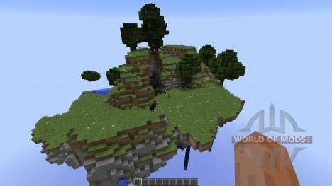 Floating Island para Minecraft