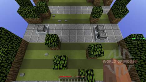 Crossy Road Creators Take para Minecraft