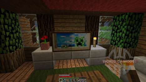 Survival House [1.8][1.8.8] para Minecraft