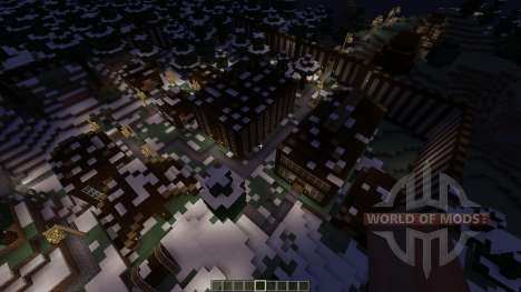 Medieval Village Survival para Minecraft