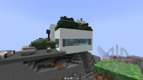 A Large Modern House [1.8][1.8.8] para Minecraft