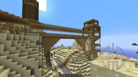 Western City para Minecraft