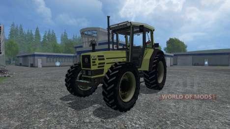 Hurlimann H5116 para Farming Simulator 2015