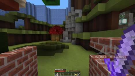 Lives A Simple and Fun PvP para Minecraft