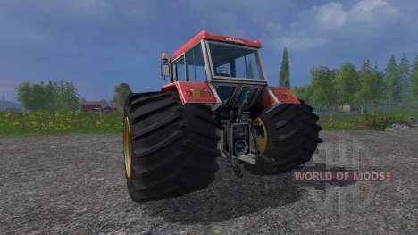 Schluter Super 1500 TVL v2.1 para Farming Simulator 2015