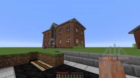 CRIMSON TEARS para Minecraft