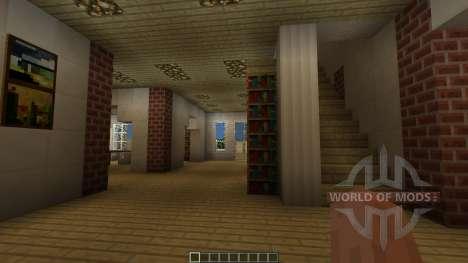 Modern Southern Mansion [1.8][1.8.8] para Minecraft