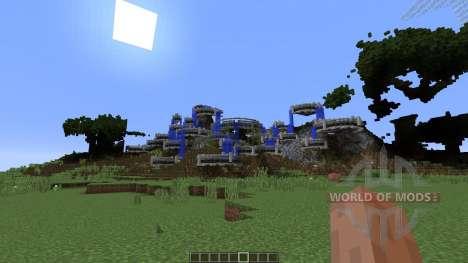 Genesis Turtle para Minecraft