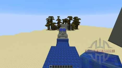 1vs1 Race para Minecraft