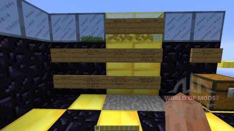 You Sprint BRO para Minecraft