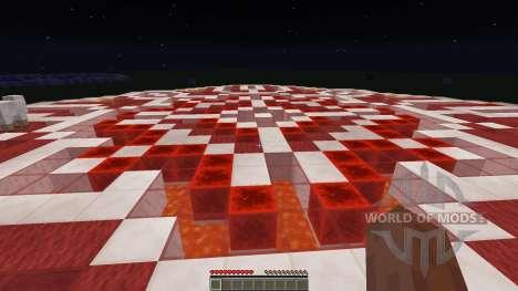 Floor pattern para Minecraft