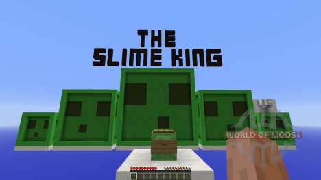 The Slime King para Minecraft