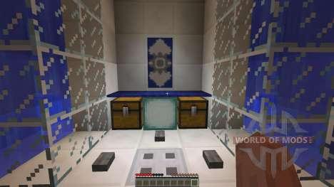 Lapin tueur para Minecraft