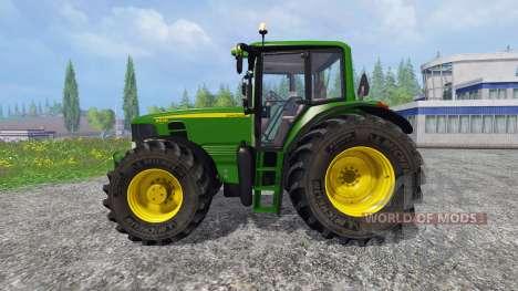 John Deere 6930 Premium v3.0 para Farming Simulator 2015