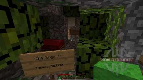 CAVED-IN para Minecraft