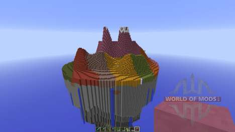 Unicorn Island para Minecraft