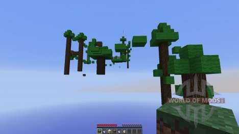 Parkour 1001 para Minecraft