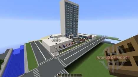 United Nations: New York New York para Minecraft