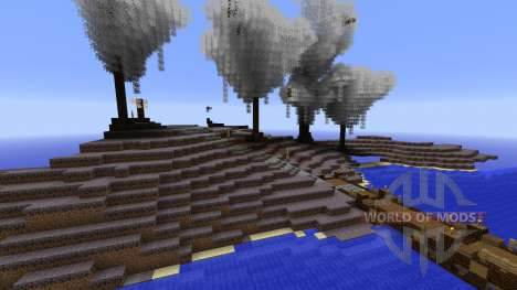 The 2 kingdoms Ile Obscure para Minecraft