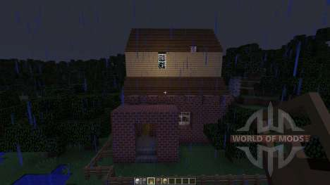 Chicago Style House para Minecraft