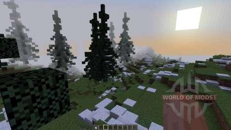 Ice Waterfalls [1.8][1.8.8] para Minecraft