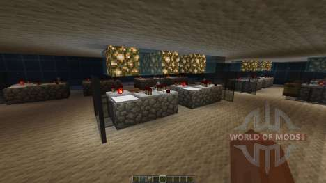 Greenfield Project New Greenfield para Minecraft