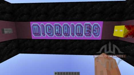 Migraines Puzzle [1.8][1.8.8] para Minecraft