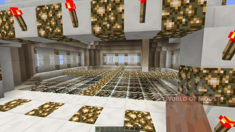 ini Space Station - N6000 Non-Residental para Minecraft