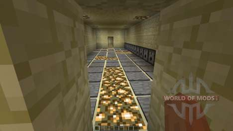 The Temple para Minecraft