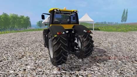 JCB 8310 Fastrac v4.1 para Farming Simulator 2015