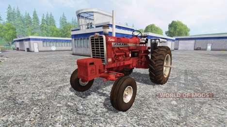 Farmall 1206 fix para Farming Simulator 2015