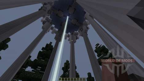Argonian Temple para Minecraft