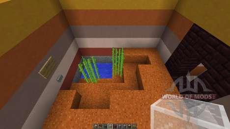 Not About Surviving Puzzle [1.8][1.8.8] para Minecraft