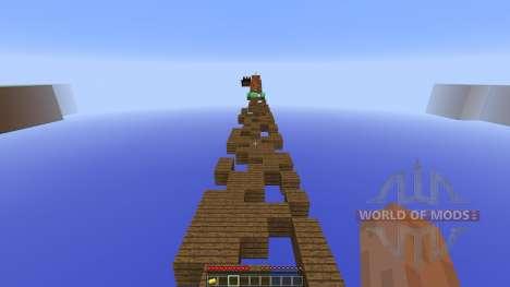 Super Mario Bros Parkour para Minecraft
