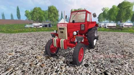 MTZ-80 v1.3 para Farming Simulator 2015