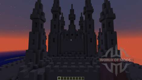 The Sand Castle para Minecraft