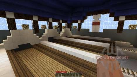 Bowling Map [1.8][1.8.8] para Minecraft