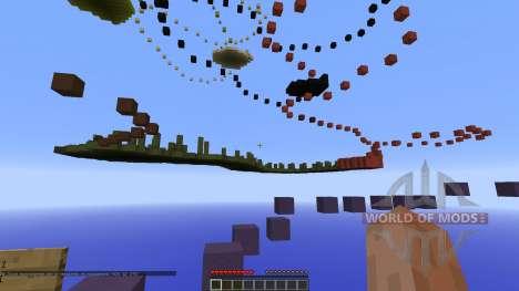 Parkour 6 Minecraft [1.8][1.8.8] para Minecraft