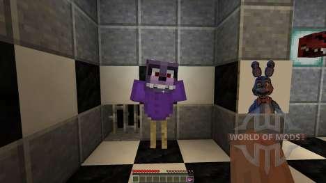 Fazbear Fright The Horror Attraction[1.8][1.8.8] para Minecraft