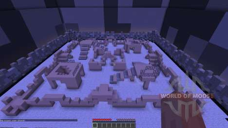 Patchwork Peril para Minecraft