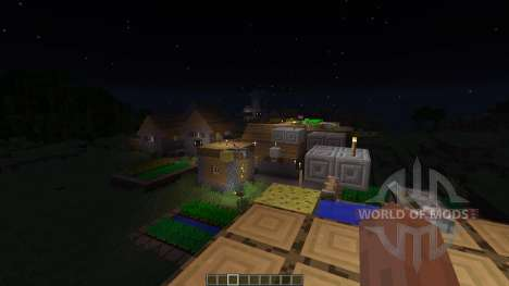 The Dome Parkour para Minecraft