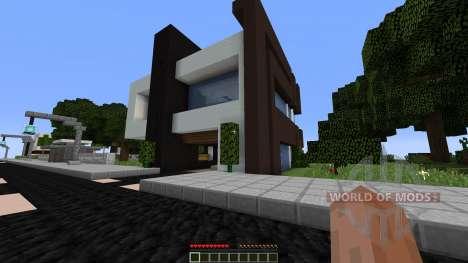 DJ Town para Minecraft