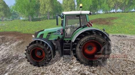 Fendt 936 Vario para Farming Simulator 2015