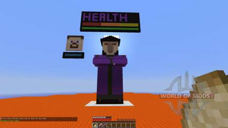 Witch Redstone BossBattle para Minecraft