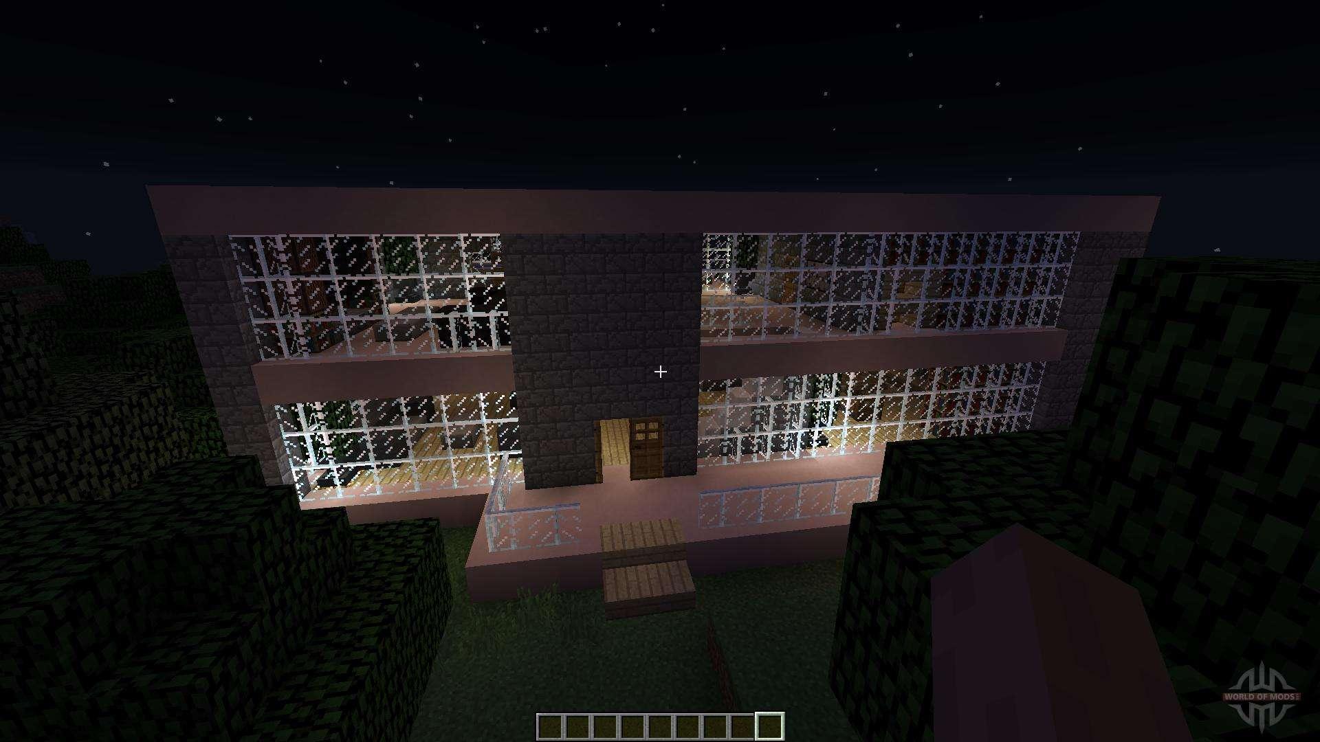 mansion MineCrafteo
