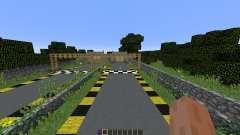 Minecraft Drag Racing