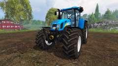 New Holland T7550 v3.0
