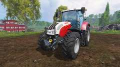 Steyr CVT 6130 EcoTech v2.0